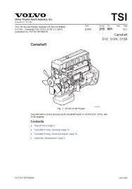 volvo d12 specs bolt torques and manuals volvo d12 workshop manual p1