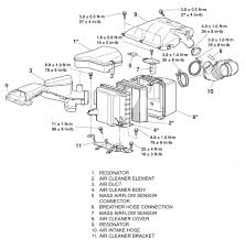diagram of thermostat in 2003 outlander fixya fig exploded view of the air cleaner assembly