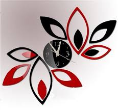 Small Picture Wonderful Modern Designer Wall Clock 7 Modern Design Led Wall