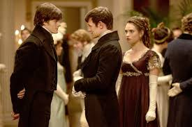 review pride and prejudice and zombies more tea dear the from left sam riley as mr darcy matt smith as mr collins and lily james as elizabeth bennet in ldquopride and prejudice and zombies