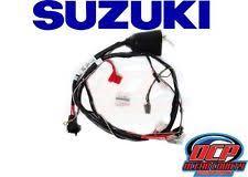 atv electrical components for suzuki quadsport 80 ebay Lt80 Wiring Harness 2000 2006 suzuki lt80 lt 80 quadsport oem wiring electrical harness electric (fits suzuki quadsport 80) suzuki lt80 wiring harness