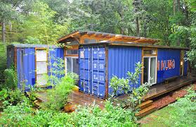 julio garcia an artist architect and designer famous for his mixed media prints built for himself a home and studio from shipping containers in savannah artist creates mobile homes