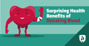 Weight Chart For Giving Blood 6 Surprising Health Benefits Of Donating Blood Rasmussen