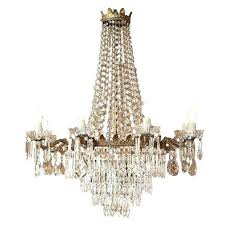 vintage chandelier crystals antique parts visualize 116306 large1083