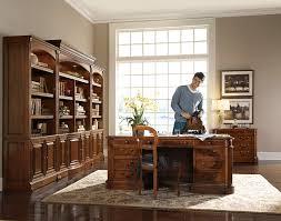 sligh furniture office room. sligh northport collection pedestal desk 165np400 hooker furniture office room r