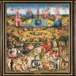 garden of earthly delights poster. Magnificent Hieronymus Bosch Garden Of Earthly Delights Poster 9
