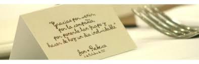 tarjeta de agradecimientos textos de agradecimiento a tus invitados de boda by innovias innovias