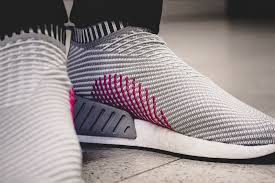 adidas shoes nmd pink. adidas nmd city sock 2 primeknit grey shock pink shoes nmd