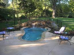 Backyard Designs With Pool Backyard Landscaping Ideas Swimming Swimming Pool In Small Backyard