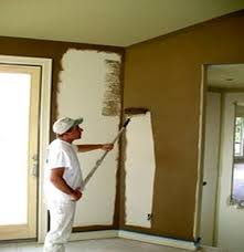 Image result for House interior painted white
