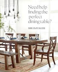 pottery barn round dining table dining table guide pottery barn dining room table chairs