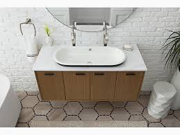 iron plains capsule bathroom sink k