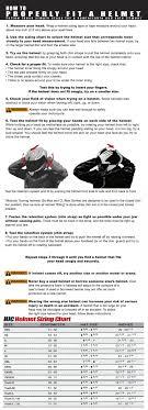 Hjc Motorcycle Helmet Sizing Chart Disrespect1st Com