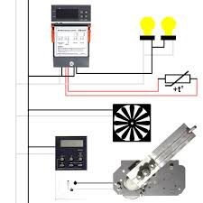 advice on wiring power supply to digital temperature controller pid controller for heating element at Temperature Controller Wiring Diagram