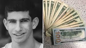 College cash gay teen