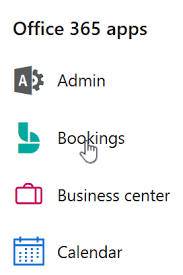 Online Office Calendar Publish Your Business Calendar Online With Microsoft Bookings