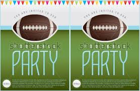 Football Invitation Template 21 Football Invitation Designs Psd Vector Eps Jpg Download
