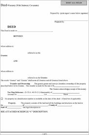 new jersey deed form special warranty deed form new jersey form resume examples