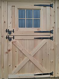 Construction of Wooden Dutch Door - Free Dutch Door PDF Prints