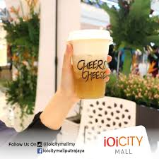 IOI City Mall - Cheese lovers ! Cheers ...