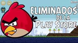 Por qué los ANGRY BIRDS CLÁSICOS fueron ELIMINADOS DE LAS TIENDAS? | Angry  birds, Mario kart, Google play