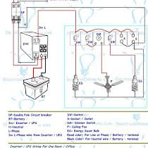 ups & inverter wiring diagram for one room office Wiring Diagram For Inverter read more; ups & inverter wiring diagram for one room office nowadays in many countries load shedding is one of the beg issue and wiring diagram for converter charger