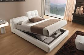 modern bed with storage underneath  modern bed with storage to