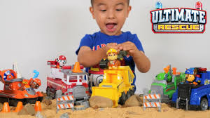 Ultimate Rescue Vehicles and Construction Pups <b>Set PAW Patrol</b> ...