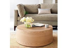 ... Round Wooden Rustic Coffee Table ...