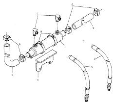 Mercruiser hino diesel 310 h p w06dta eaeb cooler transmission