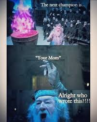 Image of: Theres Nothing Better Than Good Oldfashioned your Mama Joke Tags Cubebuilders Images And Stories Tagged With dumbledorememe On Instagram