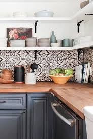Decorative Cement Tiles 100 Kitchen Design Trends That Will Be Huge in 100 Design trends 41