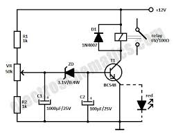 12v time delay relay circuit Solid State Time Delay Relay Wiring Diagram 11 Pin Timer Relay Diagram