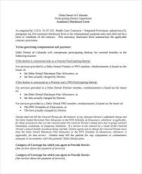 Employment Agreement Contract Simple 44 Sample Dentist Employment Agreements Sample Templates