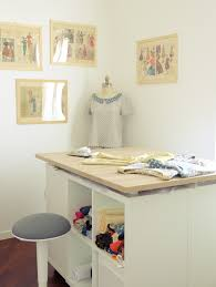 home office craft room. Home-office: A Low-cost Craft Room Home Office
