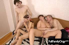 Big family orgy full length