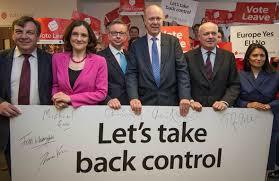 Image result for brexit leave slogans