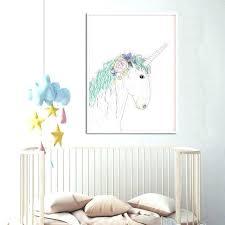 unicorn canvas art unicorn canvas cute poster cartoon animal art prints for baby girl kids nursery unicorn canvas art  on toddler canvas wall art with unicorn canvas art unicorn canvas wall art by rainbow unicorn canvas