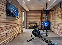 basement gym ideas. Wonderful Gym Basement Gym Ideas Contemporary Home More Throughout F
