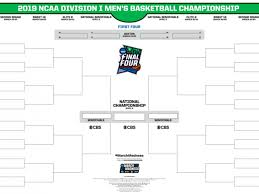 Ncaa Tournament Bracket Scores March Madness 2019 Dates And Schedule Ncaa Com