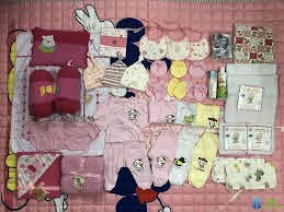 Danh sách chuẩn bị đồ sơ sinh cho bé gái mùa thu quan trọng nhất