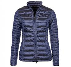 Ladies Quilted Jacket | Clyde Royal Navy Short & Barbour Ladies Quilted Jacket | Clyde Royal Navy Short Adamdwight.com