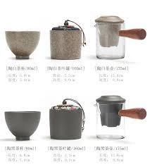 11 piece set <b>Chinese Travel Kung Fu</b> Tea Set Ceramic Portable ...
