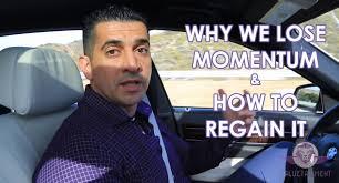 Why We Lose Momentum How To Regain It Patrick Bet David