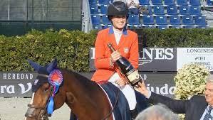 Tokyo Olympics equestrian dream ...