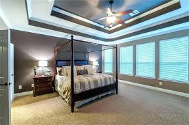 Tray Ceiling Master Bedroom New Box Ceiling Paint Ideas