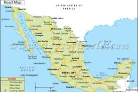 Image result for Political Map of Mexico