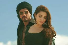 with shahrukh khan