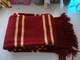 Harry Potter Scarf Knitting Pattern Interesting Design Inspiration