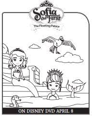 Small Picture Sofia the First Floating Palace Color and Activity Pages A to Z